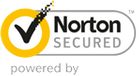 Norton powered by digicert logo